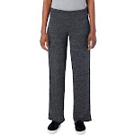 Alternative Ladies' Fold Over Eco Jersey Pants-ECO BLACK-S