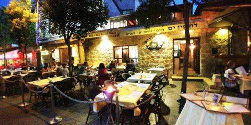 מסעדת השבוע דולפין ים ,ההמלצה שלי רות ברונשטיין 106il ישראל לייף סטייל מגזין אוכל