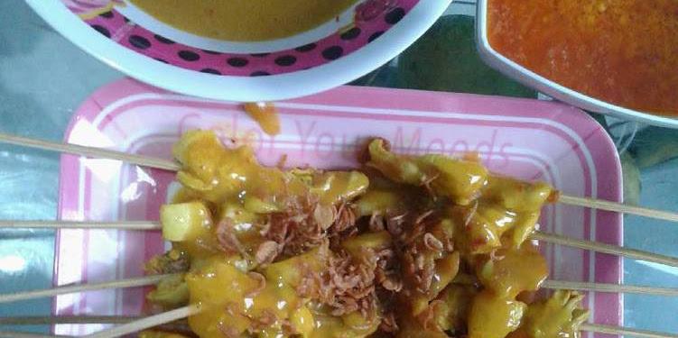 Resep Sate Ayam Padang Oleh Mei Ing