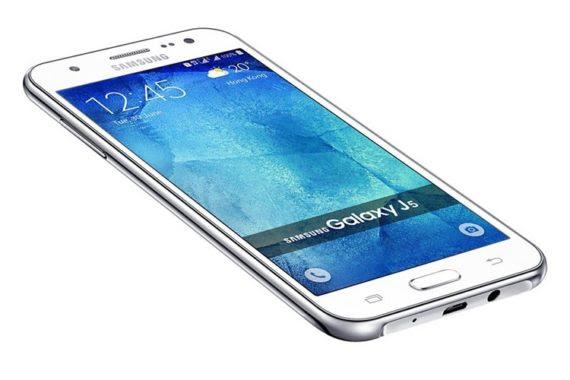 Hard Reset Samsung J510G Galaxy J5 (2016)
