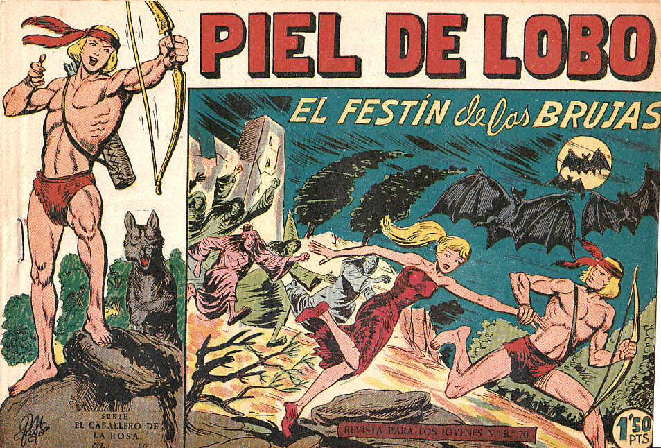 Manuel Gago - Piel de Lobo 13