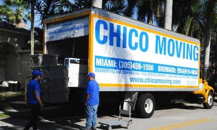 Three Hours of Moving Services from Chico Moving (50% Off)