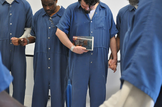 Spiritual freedom through prison ministry - Mission Network News