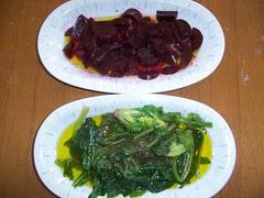 stella's hot salads