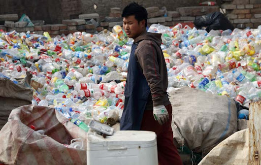 China slams the door on plastic trash, delighting US producers | BusinessMirror