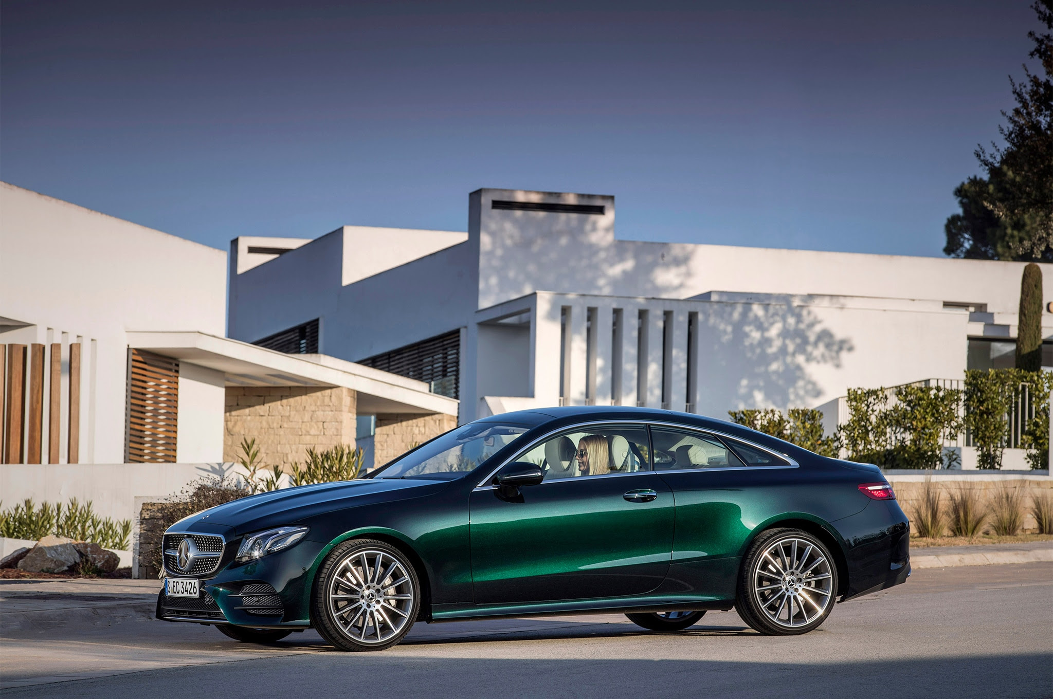 2018 Mercedes-Benz E400 4Matic Coupe First Drive Review ...
