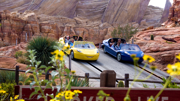 Disneyland Resort, Disneyland60, Disney California Adventure, Cars, Land, Radiator, Springs, Racers