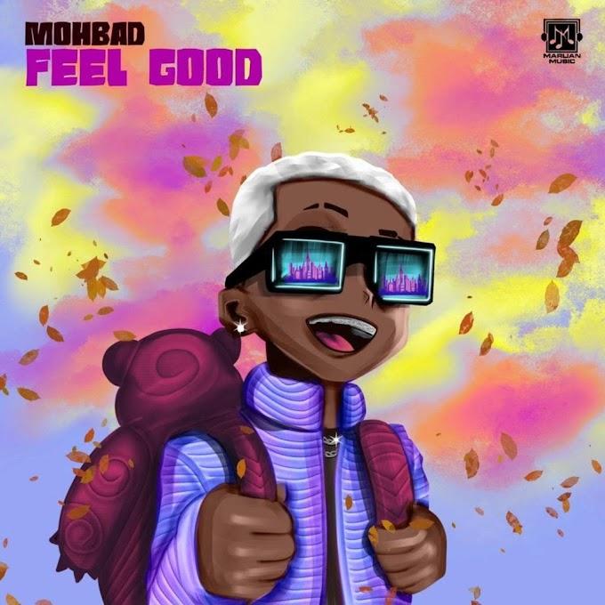 "[Lyric Video] Mohbad – ""Feel Good LYRICS"" #Arewapublisize"