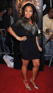 Celebrity Style: Ashanti