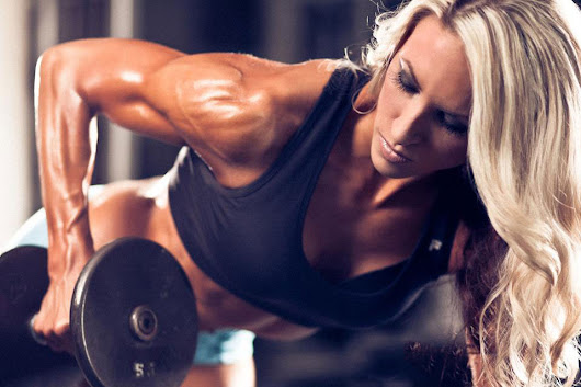 Female Bodybuilding - Top 9 Tips For Female Muscle Growth