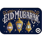 Eid Lanterns $10 GiftCard