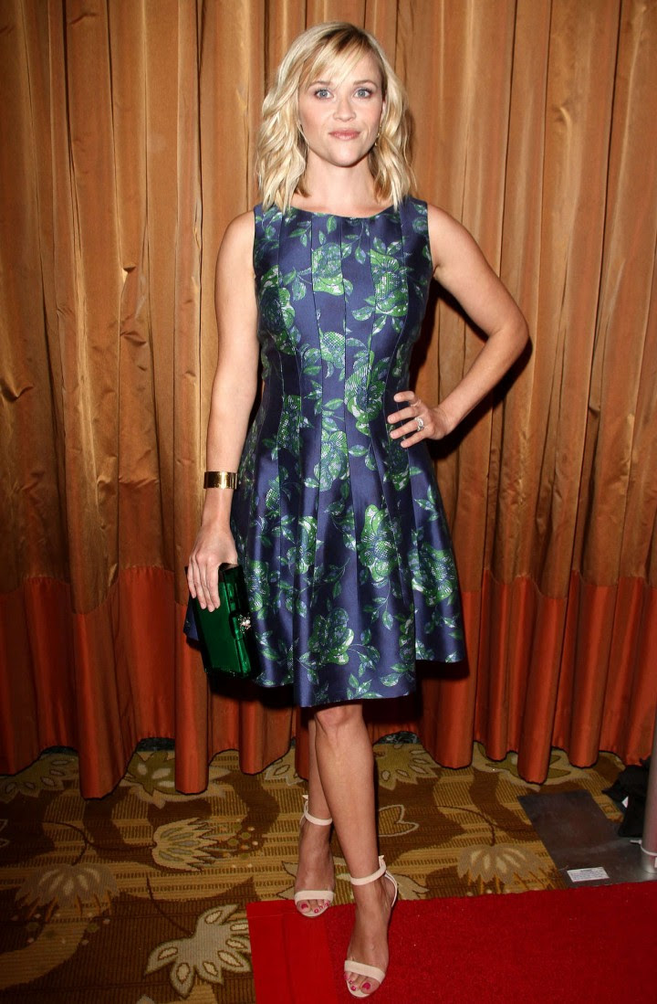 Reese Witherspoon: Colleagues 2014 Spring Luncheon -01