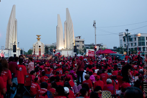 Reds mass to mark anniversary of protest