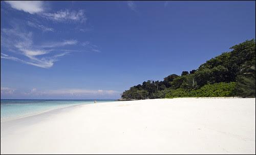 "Koh Tachai ""Paradise Island"""