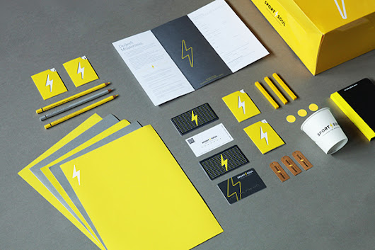 Sport Soul Corporate Identity by Ipek Eris