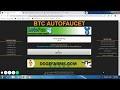 BTC Autofaucet - Auto Claim Bitcoin Langsung Withdraw Faucethub