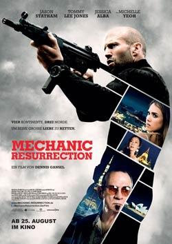 Mechanic: Resurrection Filmplakat