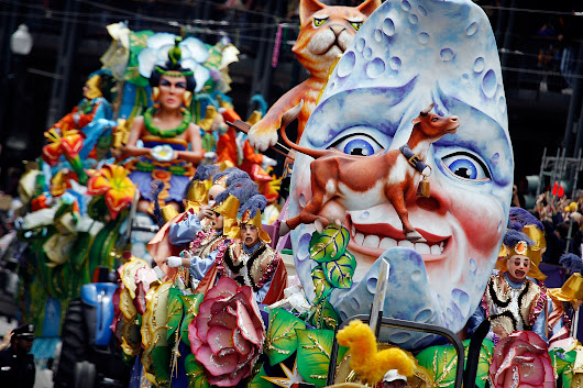 2017 Mardi Gras Parade Schedule, Traditions & History, New Orleans, Louisiana USA » City Travel Hub