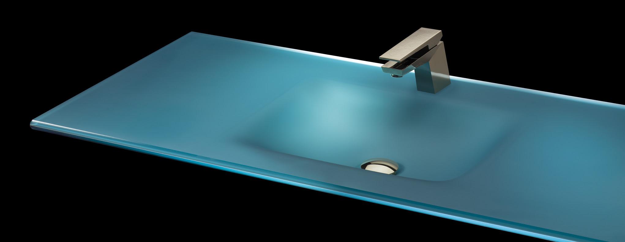 The Original Glass Sink Vitraform