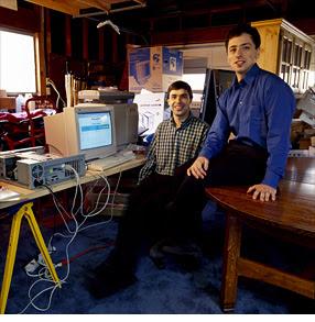 1998: Garage days