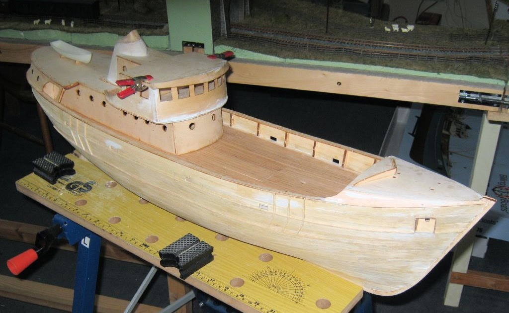 Plans To Build A Model Boat Hull Master Boat Plans