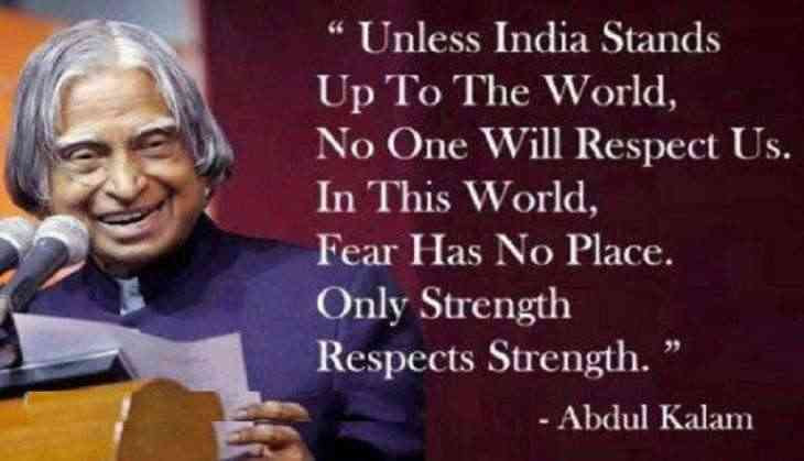 Dr Apj Abdul Kalam 2nd Death Anniversary Top Ten Quotes By The