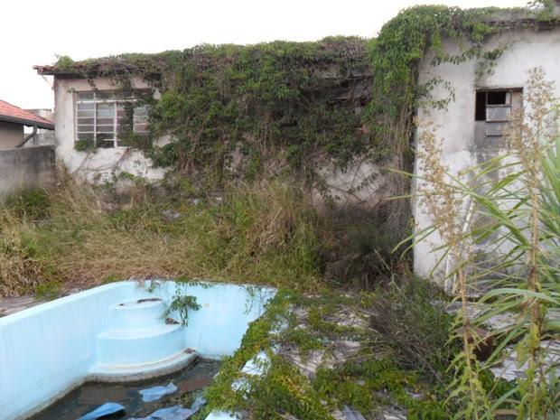 Casa em Santa Branca (Foto: Elói Ribeiro)