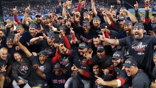 Red Sox Report - The Final Step