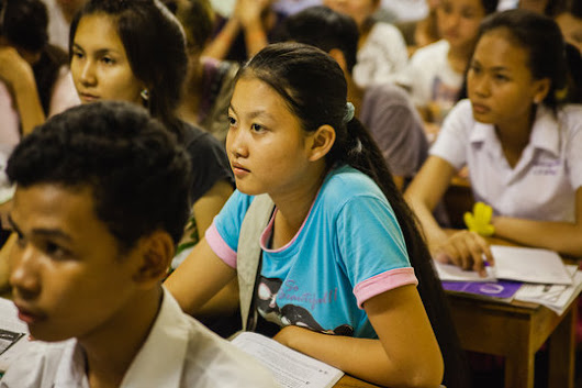 Empowering Youth in Cambodia Scholarship Program