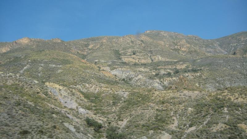 Wild Tigris - Sierra Nevada countryside