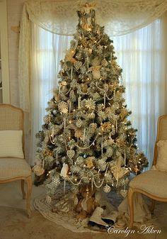 Shoppe~Vintage Christmas Ideas
