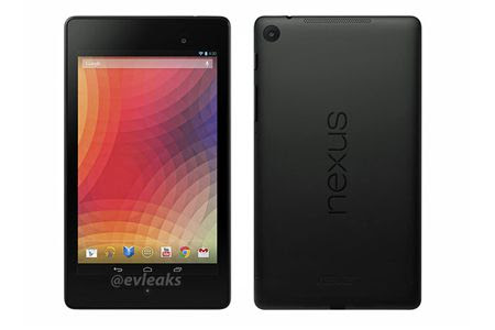 La nouvelle Nexus 7 disponible en version 4G LTE aux USA
