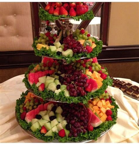 Fruit platter   Baby shower ideas in 2019   Fruit tray