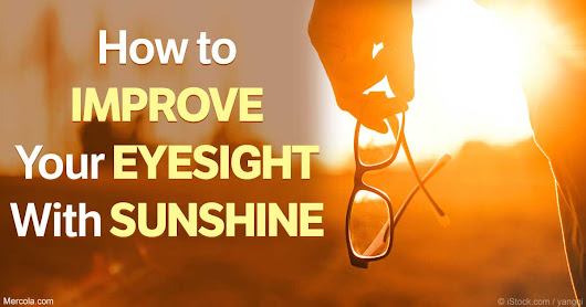 How to Improve Your Nearsightedness With the Help of Sunshine