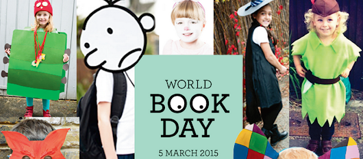 Got to dress up your child for #WorldBookDay? Here are 10 DIY costume ideas