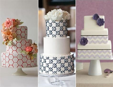 The 2019 Wedding Cake Trends You'll Love   Wedding Cakes