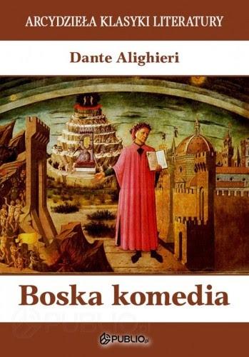 Okładka książki Boska komedia