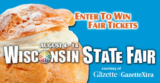 2016 Wisconsin State Fair Ticket Contest