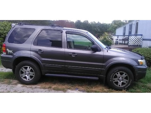 2005 Ford Escape for Sale by Owner in Goldsboro, NC 27534 - $5,200