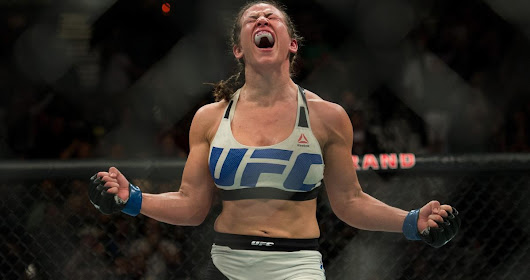 Road to UFC 200: Miesha Tate's long journey
