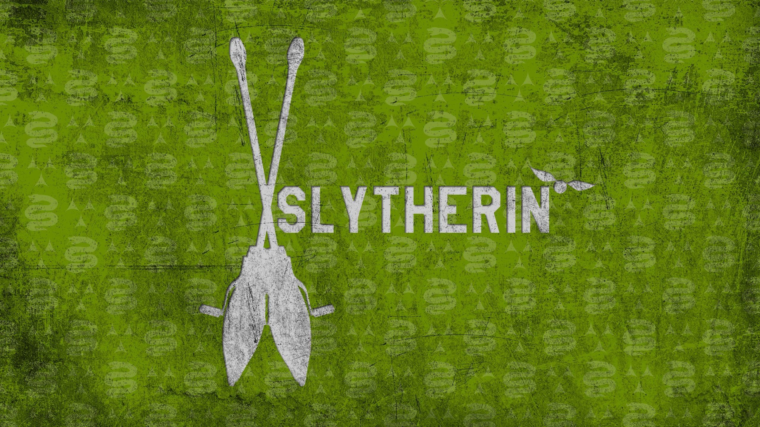 Aesthetic Harry Potter Wallpaper Slytherin Wallpaper Hd New