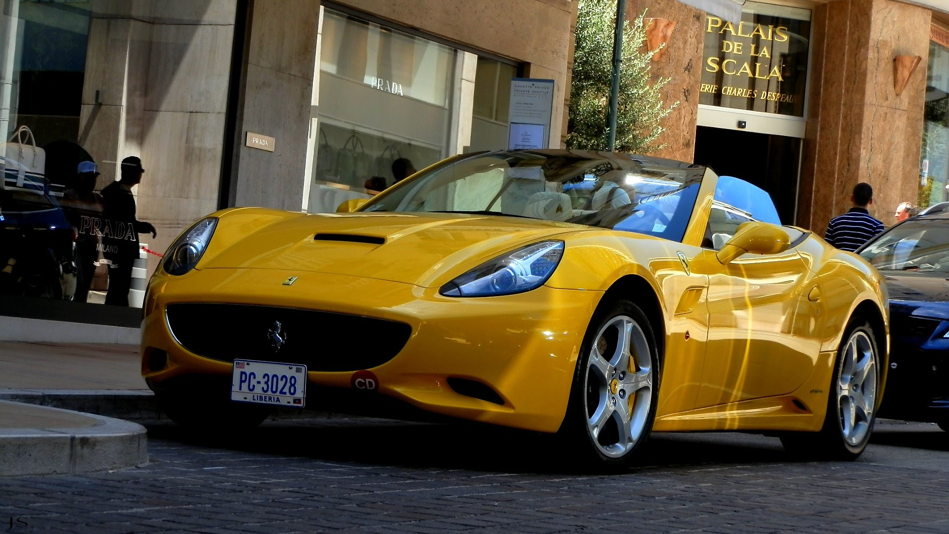 Ferrari California convertible supercars cars cabriolet ...