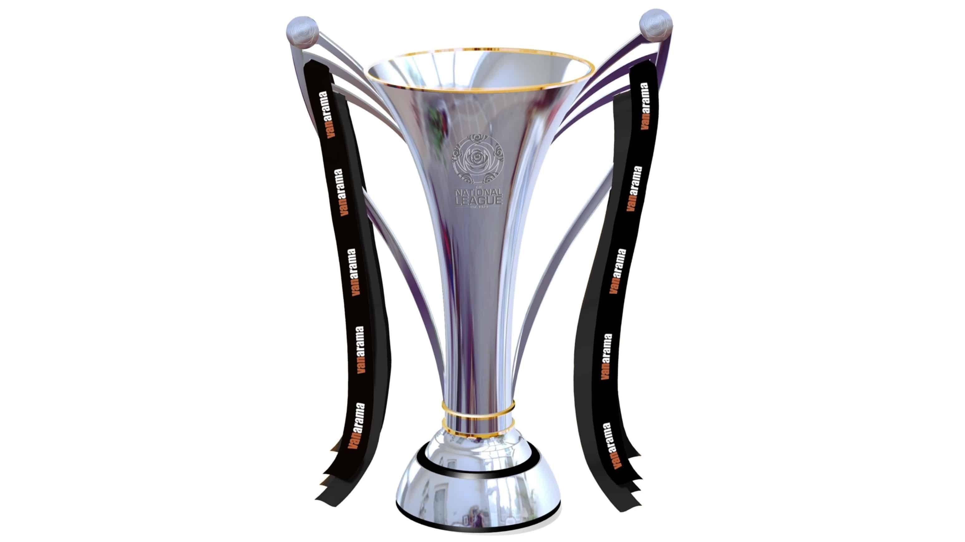 National League Commissions New Trophies   Aldershot Town FC