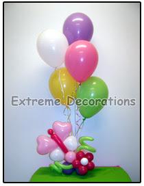 Party Decorations Miami | Party Centerpieces