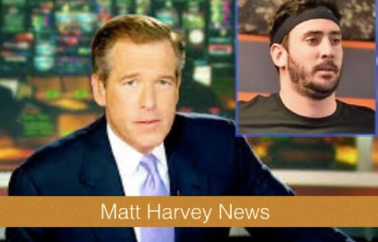MHN: more MSM coverage of Matt Harvey kissing - The Mets Police