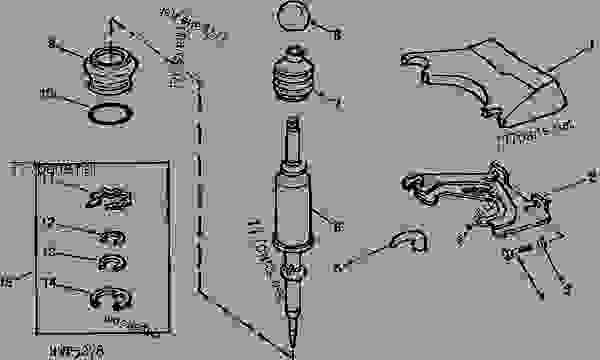 Wiring Database 2020  29 John Deere 2440 Parts Diagram