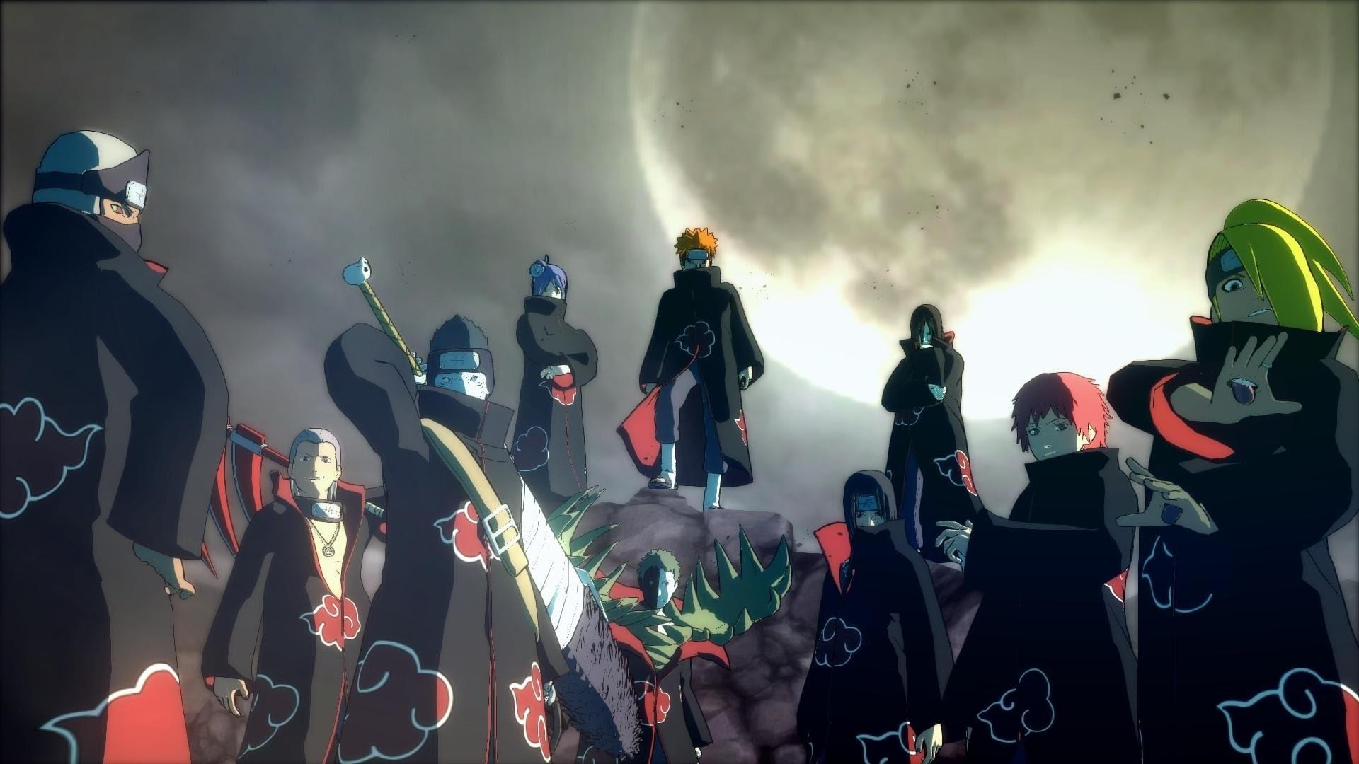 Unduh 99 Wallpaper Naruto Akatsuki HD Gratid