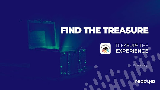 [Case Study] Find The Treasure App - Ready4S