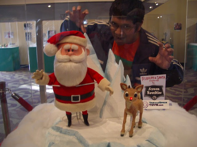 Rankin and Bass Santa and Rudolph 8