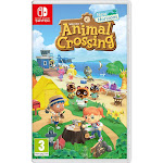 Nintendo Switch - Animal Crossing: New Horizons Game - Import Region Free